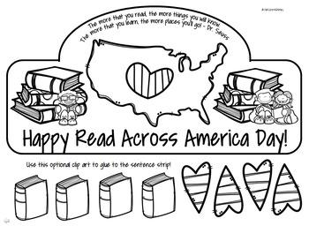 Read Across America Crown