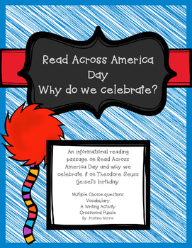 Read Across America Day- Why Do We Celebrate?