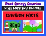 Read Across America Division Pixel Mystery BUNDLE