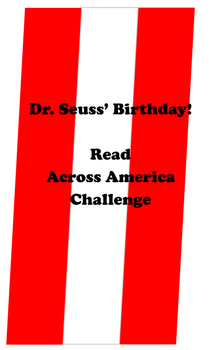 Read Across America - Dr. Seuss' Birthday Challenge