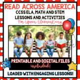 Read Across America, Upper Elementary. Seuss Inspired CCSS ELA & Math Mega Pack!