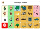 Read Across America- Green Eggs and Ham/The Foot Book Lang