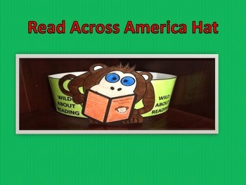 Read Across America Hat Pattern
