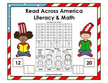 Read Across America Literacy & Math