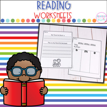 Literacy Printables- Love to Read