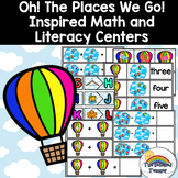Read Across America Math and Literacy Centers | Dr. Seuss