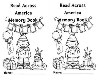 READING BOOKS Memory Book