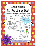 Read Across America Minibooks BILINGUAL {Leveled Readers}