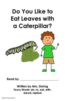 Read Across America Minibooks ENGLISH {Leveled Readers}