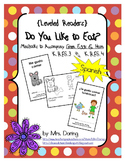 Read Across America Minibooks SPANISH {Leveled Readers}