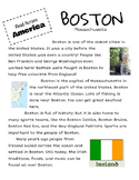 Read Across America Nonfiction Comprehension Pack