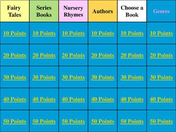 Read Across America PowerPoint Game