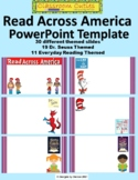 Read Across America PowerPoint Template - Distance Learning