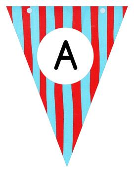 Read Across America Printable PDF Banner