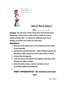 Read Across America Project