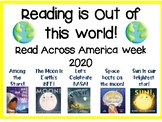 Read Across America-Reading is Out of This World!