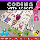 Read Across America Rhyming Robot Activity