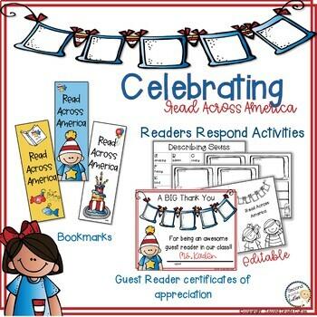 Read Across America Seuss Celebration
