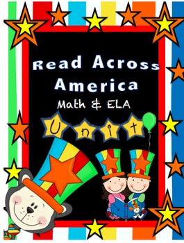 Reading Week Thematic NO PREP ELA and Math Unit