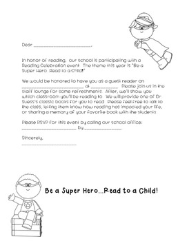 Reading Celebration Tool Kit {Super Hero Theme}