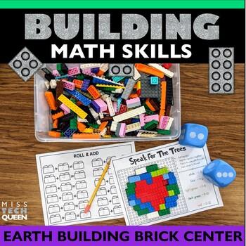 STEM Challenge Pattern Blocks - Read Across America