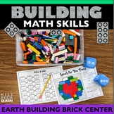 Read Across America Activity - Building Bricks Math Lorax