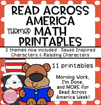 It's just an image of Geeky Read Across America Printable