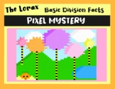 Earth Day -The Lorax Division DIGITAL Pixel Art Mystery