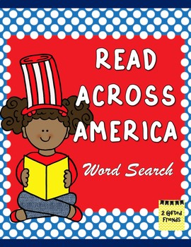 FREE Read Across America Word Search