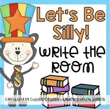 Read Across America: Write the Room