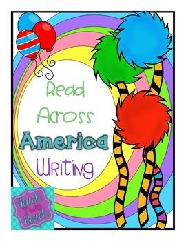 Read Across America Writing Activities
