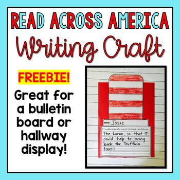 Read Across America Writing (Freebie)