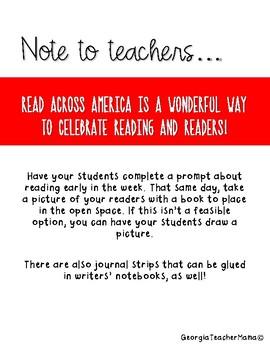 Read Across America Writing Pack