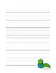 FREE Read Across America Writing Paper