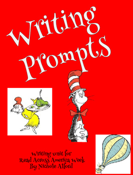 Read Across America - Writing Prompts