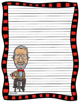 Read Across America Writing Sheets English/Spanish