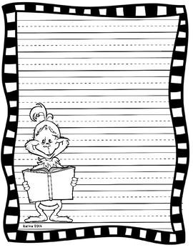 Reading Writing Sheets