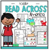 "Read Across America for Toddler ""No Prep"""