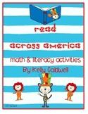 Read Across America {math & literacy activities}