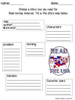 Read Across The USA Reading Challenge
