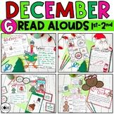 December 1-2 Bundle:Interactive Read-Aloud Lesson Plans Cu