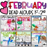 February 1-2 Bundle:Interactive Read-Aloud Lesson Plans Curriculum
