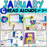 January 1-2 Bundle: Interactive Read-Aloud Lesson Plans Cu