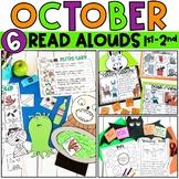 October 1-2 Bundle: Interactive Read-Aloud Lesson Plans Mo