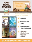 Sideways Stories from Wayside School, Matilda, Number the