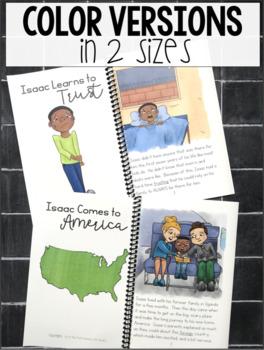 Read Aloud Books: Meet Isaac