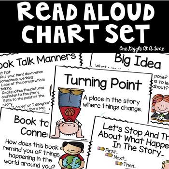 Read-Aloud Chart Set