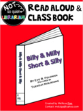 Read Aloud/Class Book Billy and Milly Short and Silly