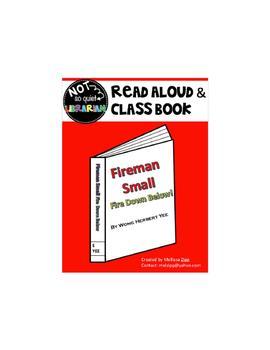 Read Aloud/Class Book Fireman Small