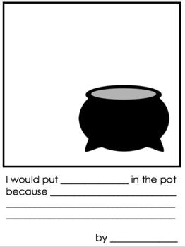 Read Aloud/Class Book: One Potato, Two Potato